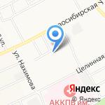 ИНЬ-ЯНЬ на карте Барнаула