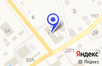 Схема проезда до компании САЛОН ПАРИКМАХЕРСКАЯ НАТАЛИ в Мошково