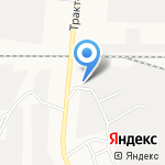 Аварком Альянс на карте Барнаула