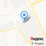Гермес на карте Барнаула