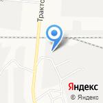 SubaruGarage на карте Барнаула