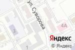Схема проезда до компании Bounty в Барнауле