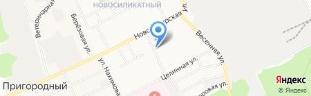МАГиЯ на карте Барнаула