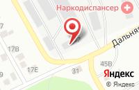 Схема проезда до компании СельСтрой в Барнауле