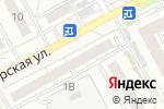 Схема проезда до компании Мировые судьи Индустриального района в Барнауле