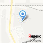 Империя на карте Барнаула
