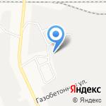 Алтай-Петкус на карте Барнаула