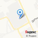 Ойл-Трейд на карте Барнаула