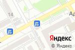 Схема проезда до компании Финтерра в Барнауле