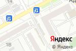 Схема проезда до компании Киоск по изготовлению ключей и заточке инструмента в Барнауле