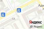 Схема проезда до компании Успех в Барнауле