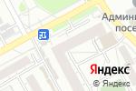 Схема проезда до компании Родник, ТСЖ в Барнауле