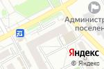 Схема проезда до компании Лидия в Барнауле