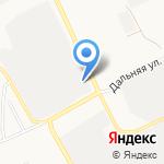 Алтайская мукомольно-крупяная компания на карте Барнаула