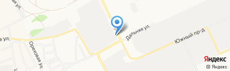 Стандарт Низких Цен на карте Барнаула