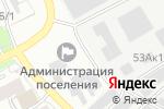 Схема проезда до компании Сеть ритуальных магазинов в Барнауле