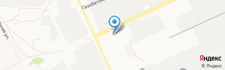Регсервис на карте Барнаула