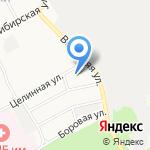 Престиж на карте Барнаула