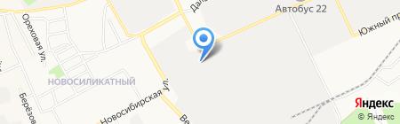 Status PRO на карте Барнаула