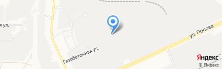 LLC Vrezerve на карте Барнаула