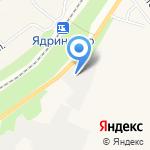 БАРКАМ на карте Барнаула