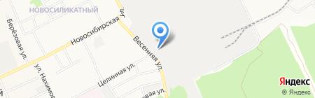 Сварочная компания на карте Барнаула