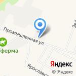 Компания на карте Барнаула