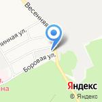 ПРОММЕТПЛАСТ на карте Барнаула