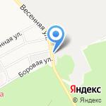 Алтайпродопт на карте Барнаула