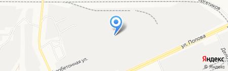АгроТрейдинг на карте Барнаула