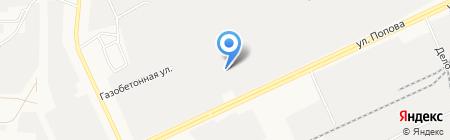 Центр Кровли и Фасада на карте Барнаула