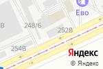 Схема проезда до компании Столичный брэнд в Барнауле