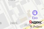 Схема проезда до компании РЦ Автодизель в Барнауле