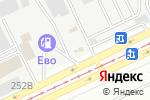 Схема проезда до компании Строительная фирма в Барнауле