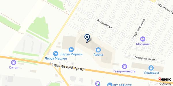8 граммов на карте Барнауле