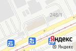 Схема проезда до компании ГАММА-СТРОЙ в Барнауле