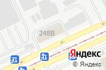 Схема проезда до компании Ритти в Барнауле