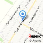 PAPRIKA на карте Барнаула