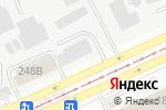 Схема проезда до компании Авто-тракт в Барнауле