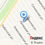 АвтоПлюс22 на карте Барнаула