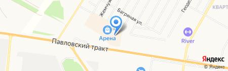 Multivarka.pro на карте Барнаула