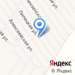 АМСК на карте Барнаула