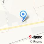 Ветритуалс на карте Барнаула