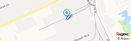 ВАШ ТРАКТОР на карте Барнаула
