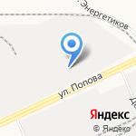 ВОЗОВОЗ на карте Барнаула