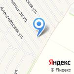 Эковата22 регион на карте Барнаула