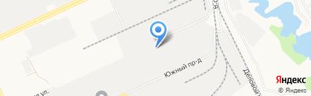 Домоцентр на карте Барнаула