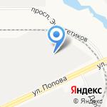 МельСервис на карте Барнаула