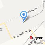 ПроЭнергоМаш на карте Барнаула