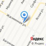 Кабачок на карте Барнаула